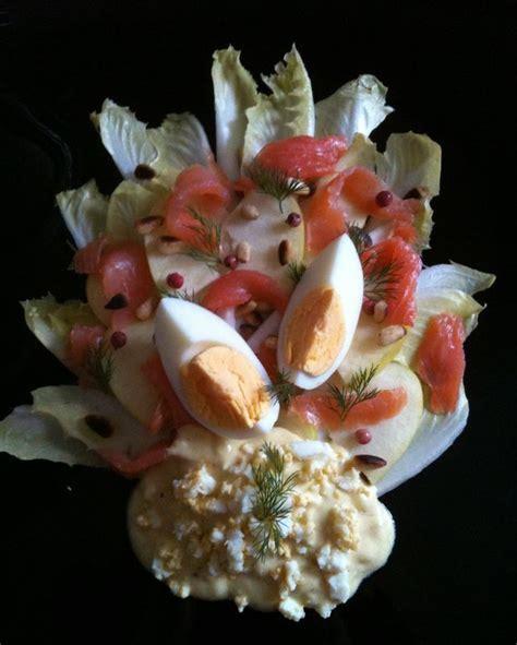 la cuisine de mes envies salade d 39 endives au saumon fumé la cuisine de mes envies