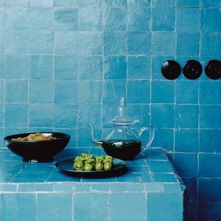 Marokkanische Zelliges, Bleu 10x10 Cm  Bad Pinterest