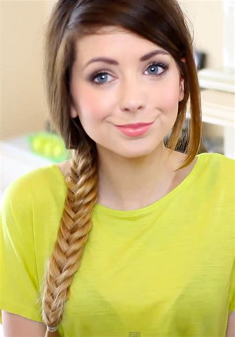 zoella hair style zoella s hairstyles hair colors style page 4