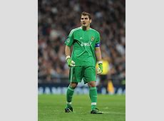 CL Real Madrid vs AC Milan Iker Casillas Photo