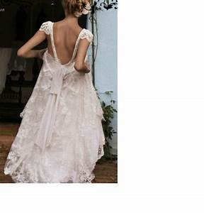 dress wedding dress wedding clothes vintage wedding With low back vintage wedding dresses
