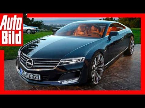 Opel Monza X 2020 by Auto Bild Retro Opel Monza Comeback Des Coup 233 S