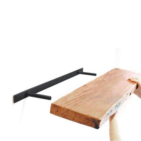 Floating Cabinet Brackets by Heavy Duty Floating Shelf Bracket Hardware Only