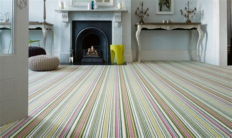 Crucial Trading   Biscayne Carpet   Striped Carpets