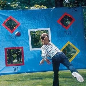 Grand Jeu Extérieur : 5 jeux d 39 ext rieur balles boules bulles fabriquer pour les enfants jouets et activit s ~ Melissatoandfro.com Idées de Décoration