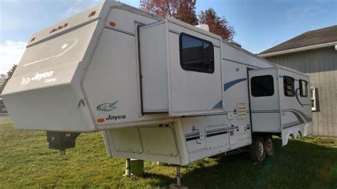 1998 Jayco 5th Wheel RVs for sale