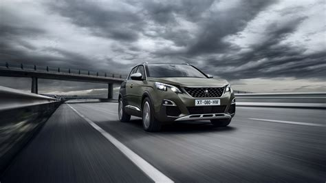 Peugeot Wallpapers by 2016 Peugeot 3008 Gt Wallpaper Hd Car Wallpapers Id 6638