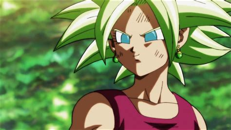 dragon ball super la potentissima kefla  lultra istinto