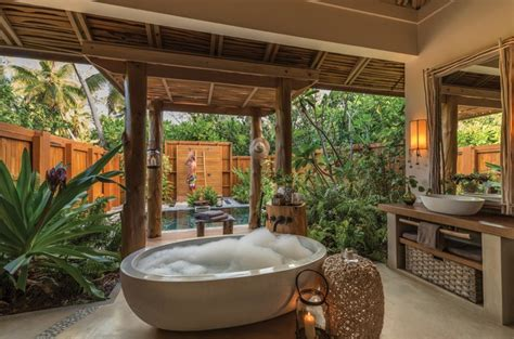 Top 10 Outdoor Bathrooms Designs  Inspiration And Ideas