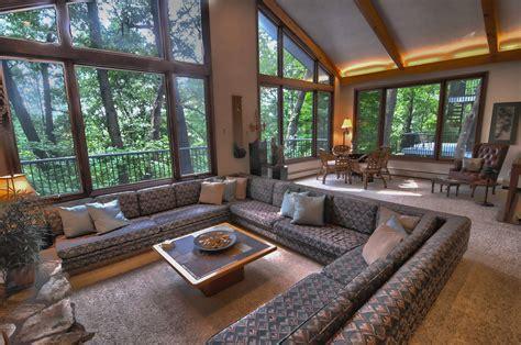 wonderful sunken sitting areas designs home design garden architecture blog magazine
