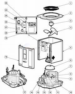 Hayward Heatpro Heat Pump Hp21404t  Hp21004t  Hp21254t
