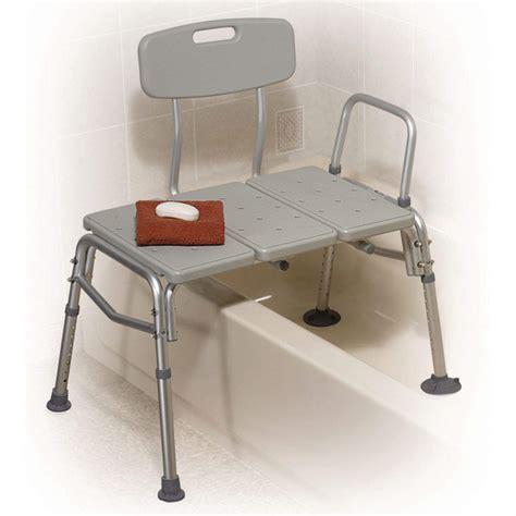 tub bench transfer drive steel folding bedside commode