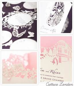 laser cut wedding invitations onefabdaycom With laser cut wedding invitations london
