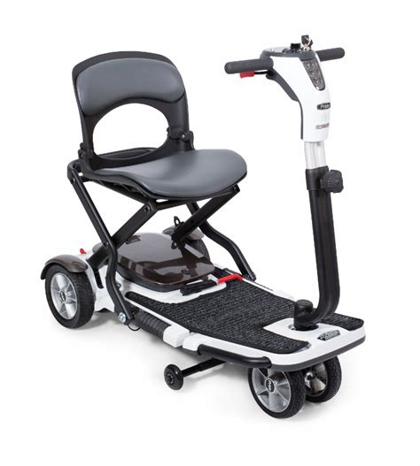 pride go go folding electric mobility scooter