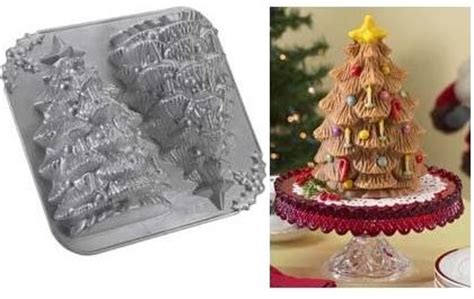 nordic ware christmas tree cake pan bake your own 3 d tree cake with nordicware pan bfeedme