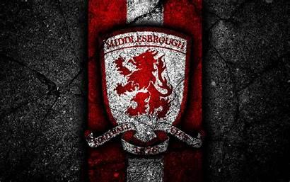 Middlesbrough Fc Football Club Stone 4k Efl