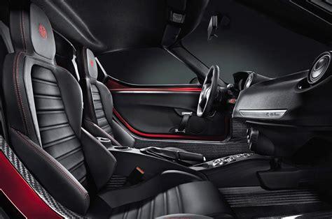 Ausmotivecom » Your First Look Inside The Alfa Romeo 4c