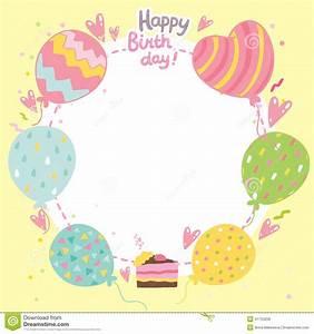 Happy Birthday Template madinbelgrade
