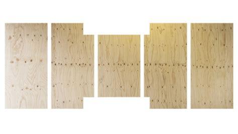 caravan  rv plywood panels composites  materials