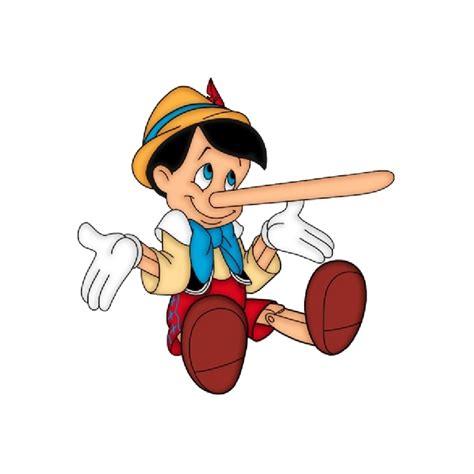 mq pinocchio nose lie disney sticker  marras