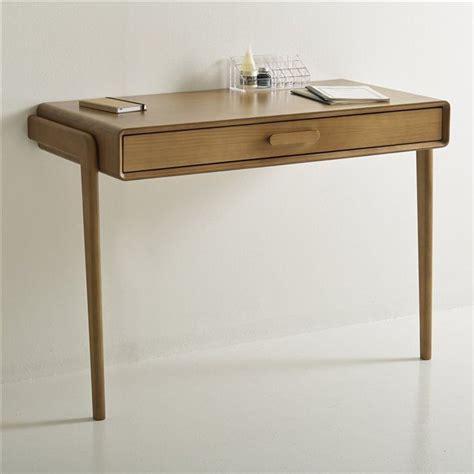le de bureau en bois bureau console vintage colas vintage bureaux et consoles