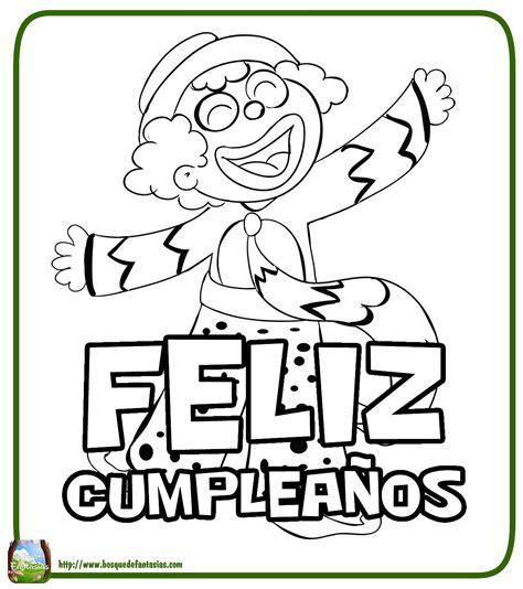 99 DIBUJOS DE FELIZ CUMPLEAÑOS ® Tarjetas para colorear y