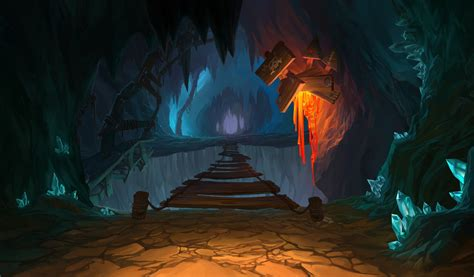 hearthstone kobolds  catacombs wallpapers metabomb
