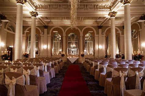 scottish wedding venues  george hotel edinburgh