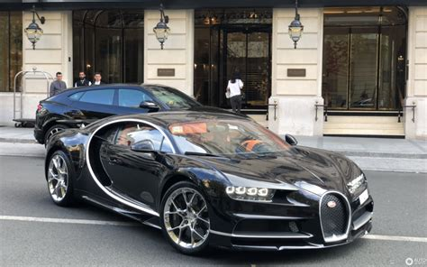 The unique status explains why bugatti sold this car for a whopping €11 million. Bugatti Chiron - 28 August 2019 - Autogespot