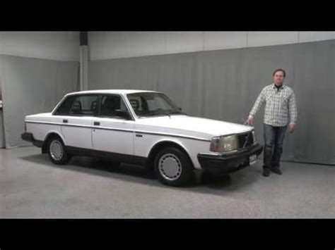 volvo  dl sedan midwest auto collection youtube