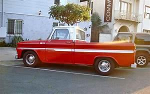 Chevy C10 Fleetside 65