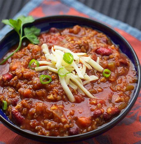 cooking light vegetarian chili vegetarian chili cooking light