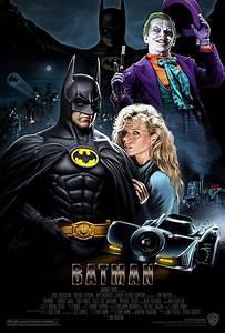 Batman (1989) Movie Poster Art | DC | Pinterest | Batman ...