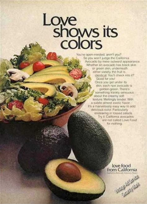 cuisine ad vintage food advertisements of the 1970s