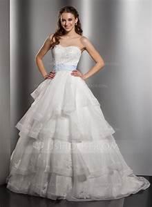 forme marquise bustier en coeur traine mi longue organza With forme de robe