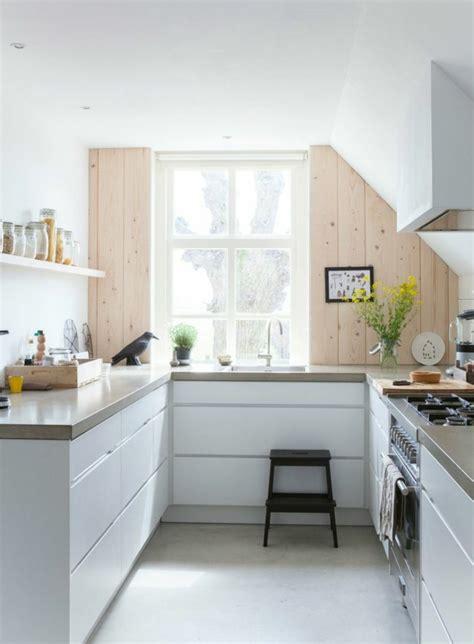 cuisine 3m2 comment aménager une cuisine idées en photos