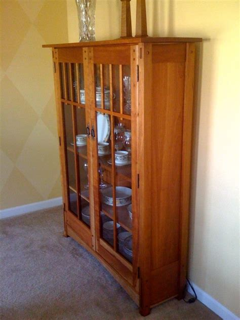 Bookcase Mission Style by Mission Style Bookcase Plans Woodwork City Free
