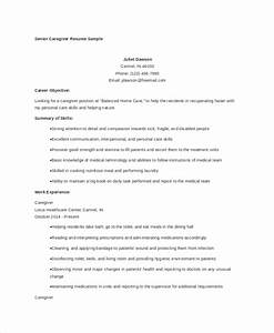 Caregiver resume caregiver resume skills x samples by for Sample resume for caregiver for an elderly