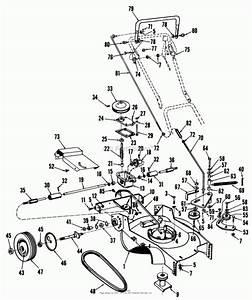 Toro Lawn Mower Parts Diagram