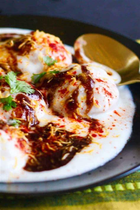 fry melt   mouth dahi vada dahi bhalla recipe