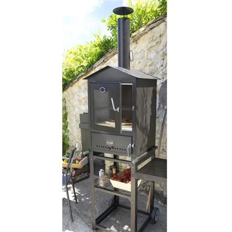barbecue pizzaiolo castorama