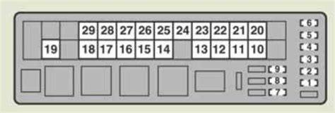 Lexus Isd Fuse Box Diagram Auto Genius