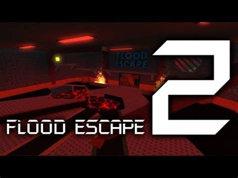 roblox flood escape   codes youtube