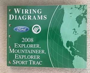 2008 Ford Explorer Mountaineer Sport Trac Wiring Diagrams
