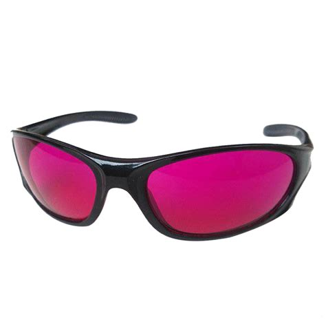 color blind correction glasses fashion colorblindness corrective glasses with box for