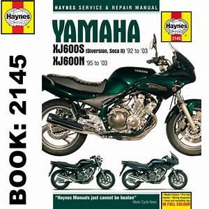 Yamaha Xj600s And Xj600n Service And Repair Manual  U2013 Motorcycle Workshop Manuals
