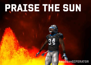 Praise The Sun Meme - sun gif find share on giphy