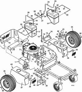 Tractor Assembly Steering Assembly