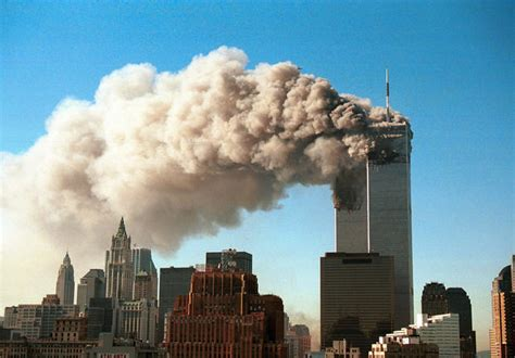 September 11 Twin Tower Attack