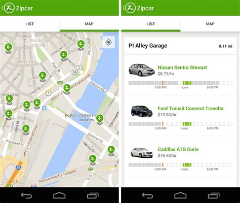 Taxi And Car Booking Mobile App Development